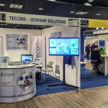 Tecoms ed Ockham Solutions alle giornate della Polizia Locale di Riccione