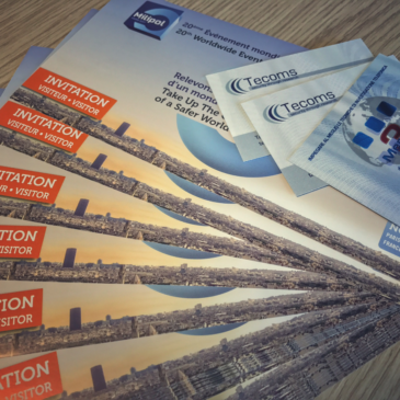 Tecoms e Ockham Solutions a MILIPOL 2017 – Paris