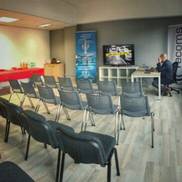 Tecoms ospita seminario IISFA
