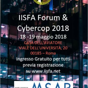 IISFA Forum 2018 – Roma