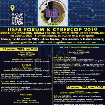 Tecoms ad IISFA Forum 2019